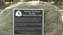 Ice Age National Scenic Trailhead, Sturgeon Bay, Lake Michigan