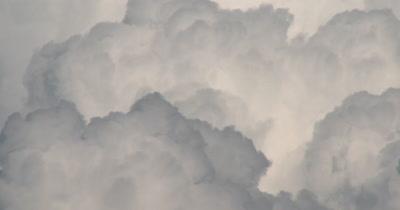 Timelapse Close Up Cloud,Building