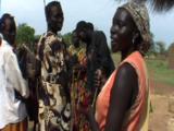 Women Around Small Well. Sudan