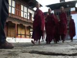 Child Monks Having Picture Taken. Tibet