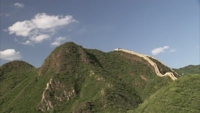Great Wall of China, near Beijing, China
