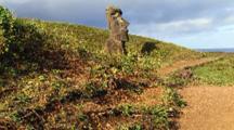 Moai Rapa Nui Eastern Island Rano Raraku