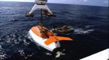 Titanic Excursion Preparations - Mir Launch