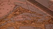 Titanic Excursion Preparations - Map Close Up