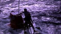 Oceanic Technology - Alvin Submersible Recovery