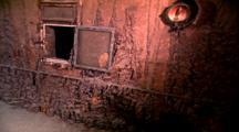 Titanic Wreck - Deck, Bridge Open Windows