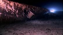 Titanic Wreck - Cabin Windows