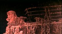 Titanic Exploration Stock Footage