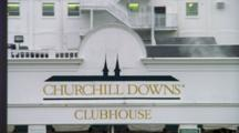 Churchhill Downs Clubhouse Building