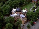 Aerial Royal Observatory Near London