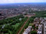 Aerial Buckingham Palace
