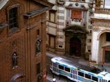 Street And Buildings Of Prague