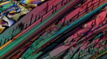 Azo Benzine Crystals Grow (Microscopic) #6