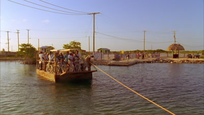 Central America Adventure Stock Footage