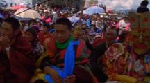 Traditional Ceremony In Nepal