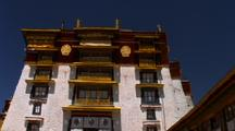 Palace In Tibet