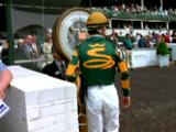 Jockey Weighs In At Kentucky Derby