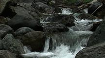 Waterfall, Creek, Big Sur