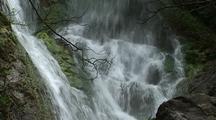 Two Waterfalls, Big Sur