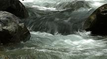 Water Running Over Rocks, Big Sur