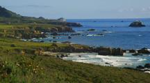 Rugged Central California Coast