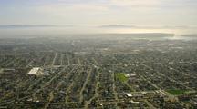 Aerial Of Oakland, California