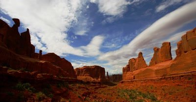 Edited Compilation: Time Lapse American Southwest Desert
