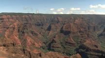 Overlook View Of Waimea Canyon, Hawaii