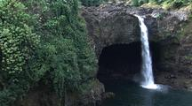 Wailuku Rainbow Falls, Hawaii