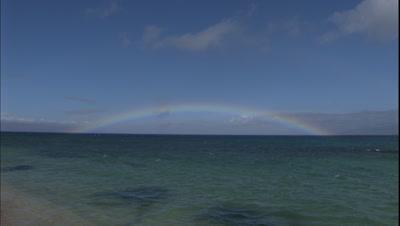 Rainbow Stock Footage