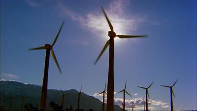 Alternative Energy Stock Footage