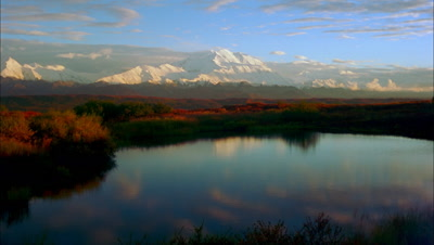 Denali National Park Time Lapse