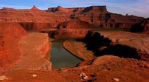 Panoramic View Of Canyonlands National Park