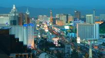 Time Lapse Of Las Vegas Strip