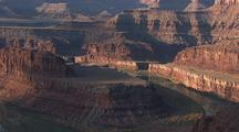 Dead Horse Point At Canyonlands National Park