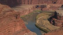 River At Canyonlands National Park