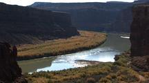 Green River At Canyonlands National Park