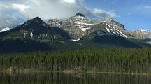 Mountain Lake, Banff National Park