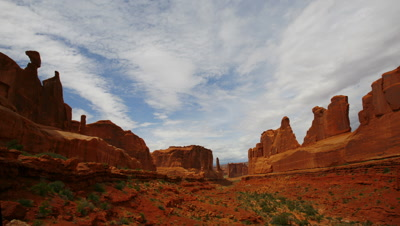 UltraHD Time Lapse Desert Areas