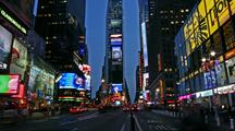 Time Lapse, Times Square, New York