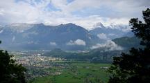 Time Lapse, Interlaken, Switzerland