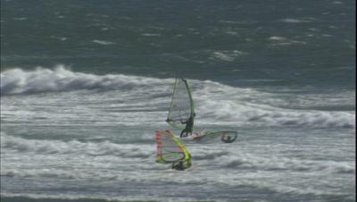 Windsurfing In Oregon