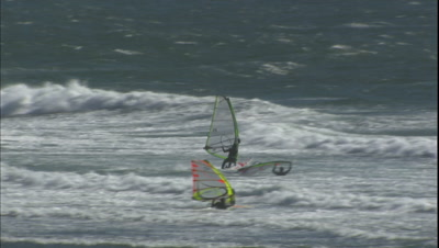 Windsurfing In Oregon