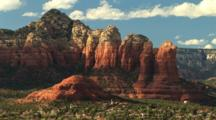 Establishing Shot Of Sedona, Arizona