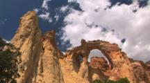 Grosvenor Arch, Grand Staircase Escalante National Monument, Utah, Time Lapse