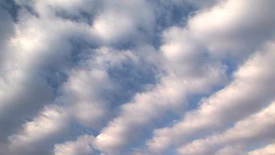 Cloudscape, Time Lapse