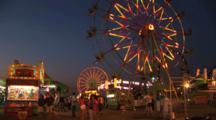 Clark County Fair, Washington, Time Lapse