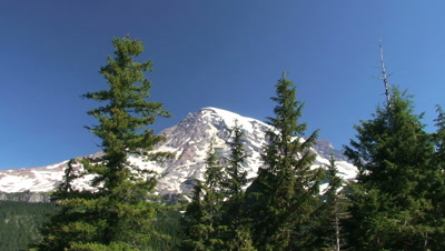 Mountain Scenic Royalty Free Stock Footage