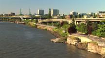 Portland, East Of The Willamette River