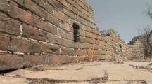 Original Section Of The Great Wall Of China, Walkway, China, Jinshanling